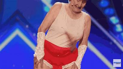 Granny Tassels Titty Dorothy