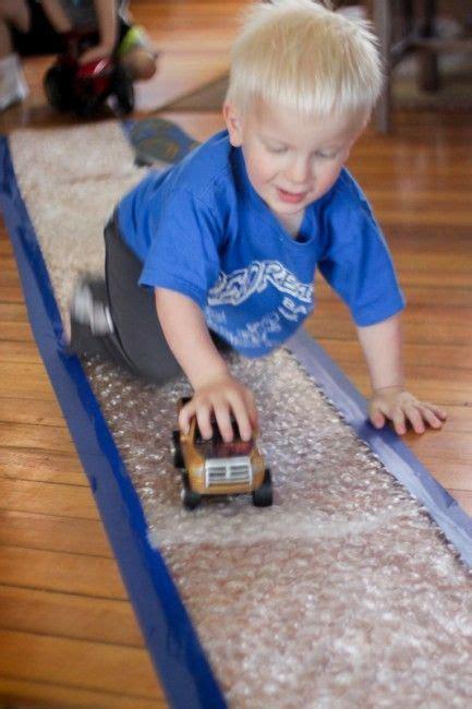 Make A Bubble Wrap Runway  Bubble Wrap, Wraps And Transportation