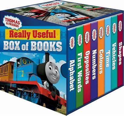 Books Useful Really Box Thomas Wikia Engine