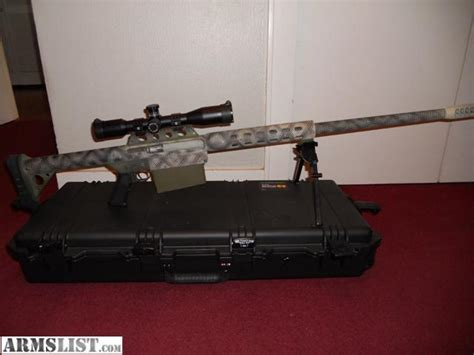 Scope For 50 Bmg by Armslist For Sale Anzio 50 Bmg Rifle Scope Package