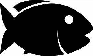 Fish Svg Png Icon Free Download (#160853) - OnlineWebFonts.COM