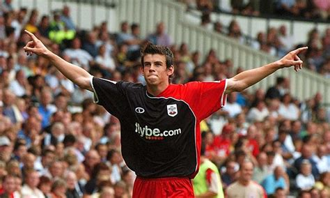 Gareth Bale hails Southampton academy for turning him into ...