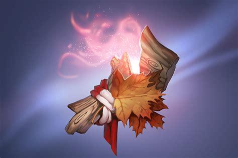 treasure of the autumn flurry dota 2 wiki