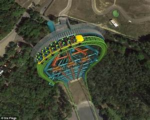 Will YOU brave the world's biggest drop ride? New Jersey ...