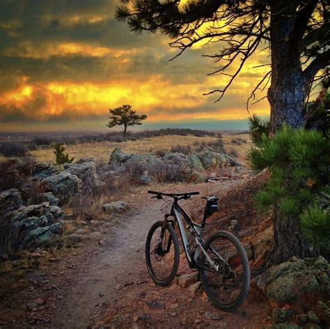 Boat Shop Fort Collins by Bikerumor Pic Of The Day Atop Coyote Ridge Trail Fort