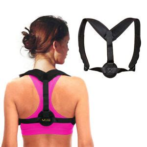 Truefit Back Posture Corrector Slouch Men Women True Fit ...