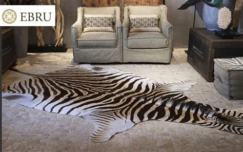 peaux de bete tapis tapisserie decofinder