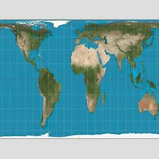 Us Schools To Get New World Map After 500 Years Of 'colonial' Distortion  The Independent