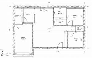 plan appartement facile