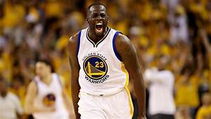Draymond Green Of Golden State Warriors Unhappy With