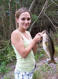 Hot Fishing Girls Photos (Saltwater And Freshwater ...