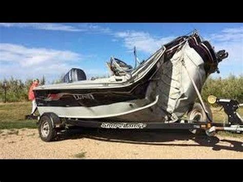 Boat Crash Lake Okeechobee by Bass Boat Crash Crash Youtube