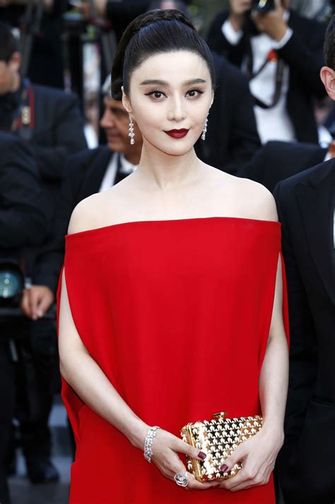 "Fan Bingbing – ""The Beguiled"" Premiere at Cannes Film ..."