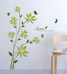 great flower wall decals home design 916