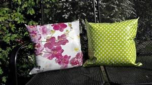 Outdoor Kissen Wetterfest : geschenk sommer deko outdoor kissen gartenkissen ~ Michelbontemps.com Haus und Dekorationen