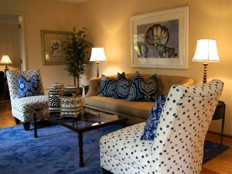 Decorating With Chairs From Home Goods  Traditional