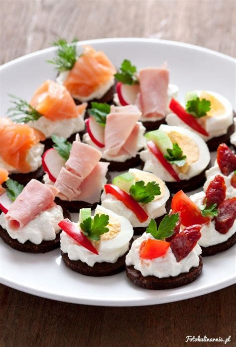 Cottage Cheese Snacks Recipes Pumpernickel Appetizers With Cottage Cheese Appetizers