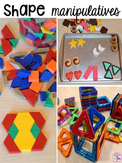 2d shape activities for preschool pre k and kindergarten 880 | Slide7