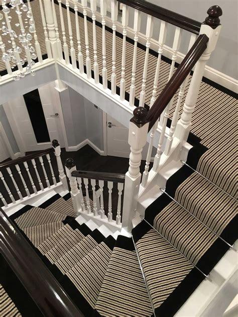 stair landing ideas  pinterest landing decor