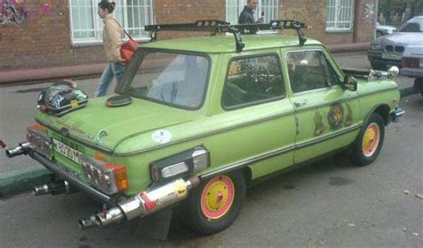 A 1980s Lada From Russia, With Love