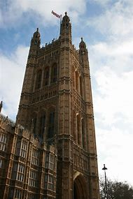 Victoria Tower Palace of Westminster