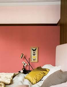 Peindre Couloir Deux Couleurs : peindre un mur en deux couleurs dynamisez vos espaces gr ce un mur bicolore elle d coration ~ Preciouscoupons.com Idées de Décoration