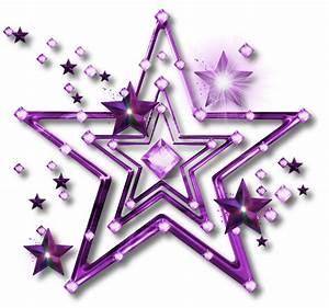ForgetMeNot: purple stars