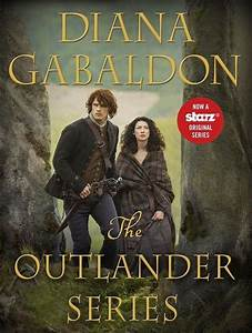FLY HIGH!: THE OUTLANDER SAGA BY DIANA GABALDON - VOYAGER ...