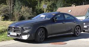 Mercedes Cls 2018 : 2018 mercedes benz cls loses battle with bmw on the ~ Melissatoandfro.com Idées de Décoration