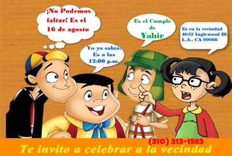El Chavo Del 8 Party