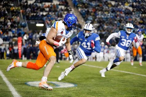 BYU to play at Boise State in November as originally scheduled