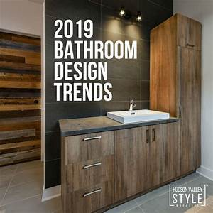 2019, Bathroom, Design, Trends, U2013, Bathroom, Design, Ideas