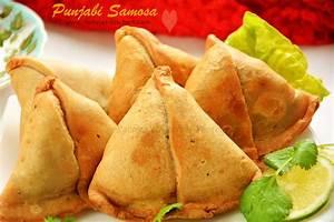 Punjabi Samosa Recipe, How to make aloo samosa with video