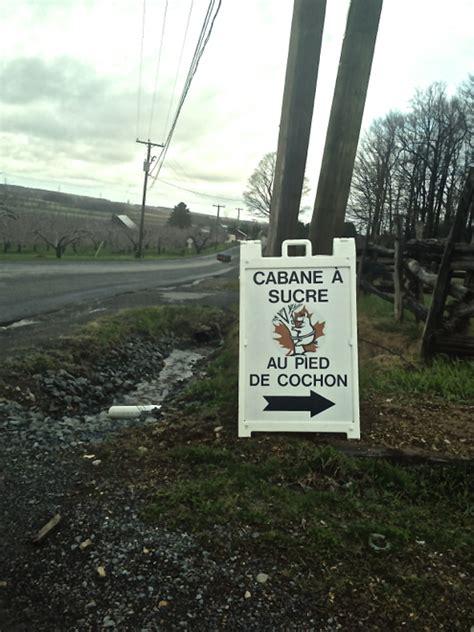 cuisiner pied de cochon francofoodie adresses chouchou cabane pied de cochon