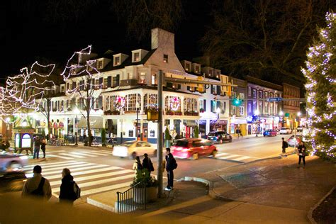 college christmas downtown state college pa news onward state onward state