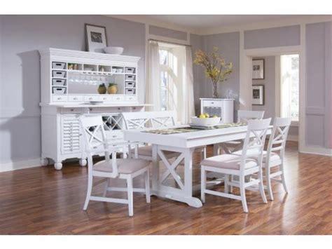 plantation cove  pc white dinette  city furniture