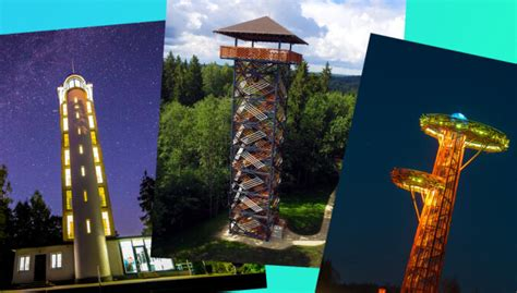 Pierobežas tūre: seši skatu torņi Alūksnes un Igaunijas ...