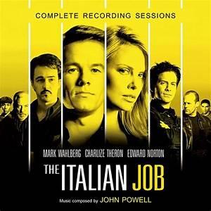 The Italian Job John Powell The Hollywood Studio