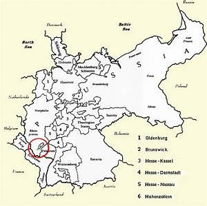 Germany in 1850
