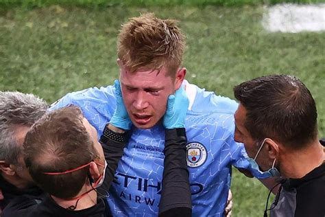 Kevin De Bruyne: Belgium 'not counting' on Man City star ...