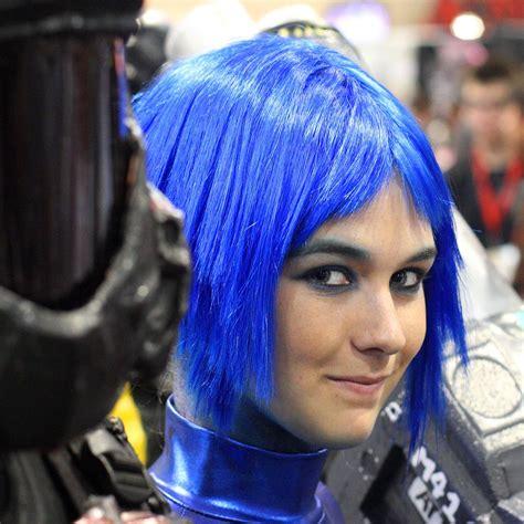Blue Hair Wiki blue hair