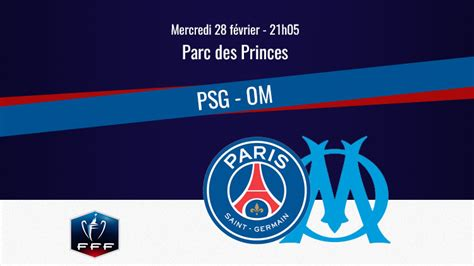 Match : PSG/OM, diffusion, commentateurs et rediffusions ...