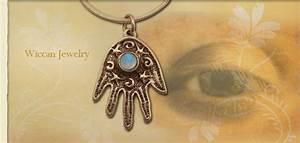 Wiccan Jewelry - Moonstone-Jewelry.com