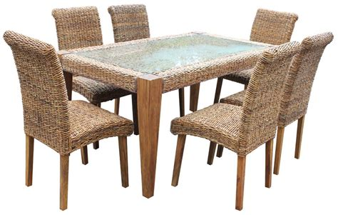 dining table rattan dining table and chairs