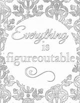 Figureoutable sketch template