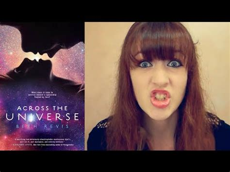 Across The Universe By Beth Revis  Book Review  Youtube