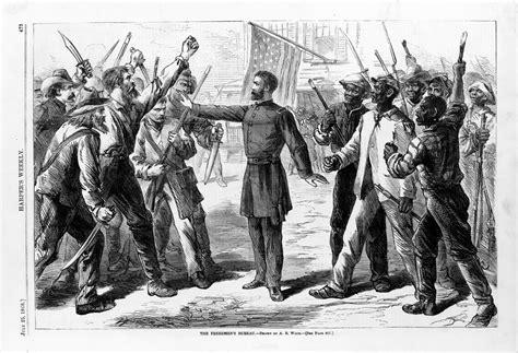 bureau wars racial violence in reconstruction us history ii