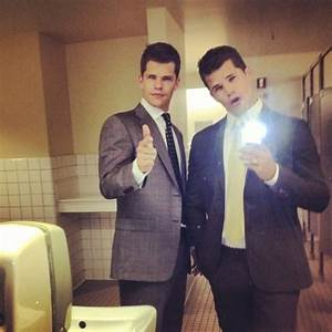 Max And Charlie Carver Are Basically The Hottest Twins On ...