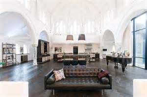 house plans with open concept a church is transformed into an