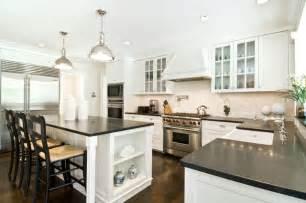 kitchen islands houzz htons style kitchen style kitchen new york